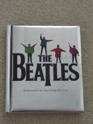 The Beatles Beatlemania For Fans Of The Fab Four Book Hardback Vintage Pictures